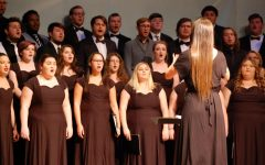 Marshall's choir and a capella groups perform in collaboration with others