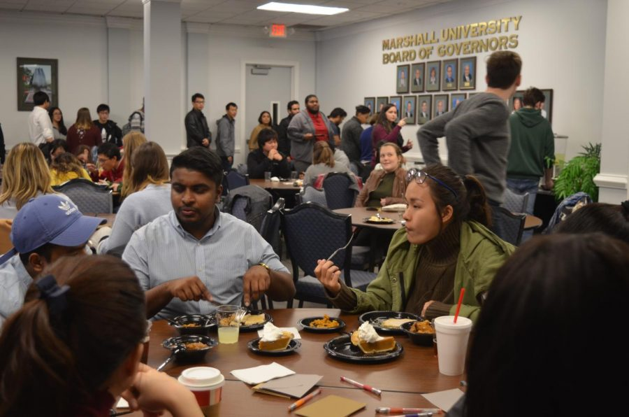 International Thanksgiving gives international students a chance to celebrate