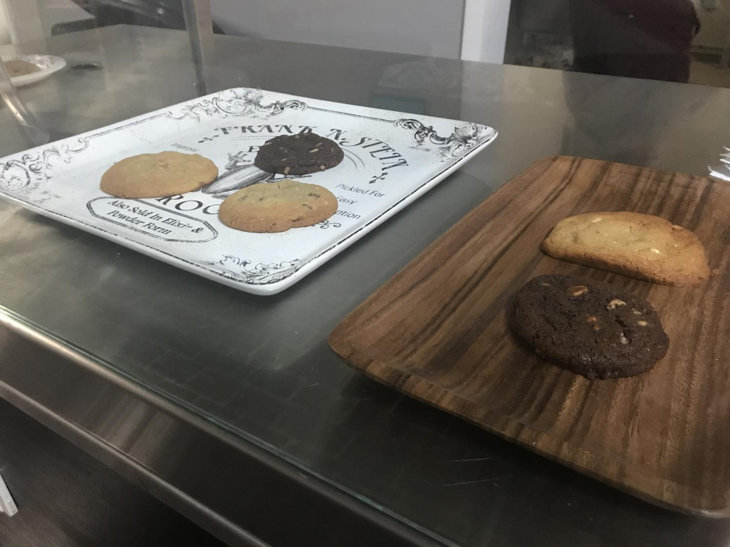 Growing business, Moonlight Cookies, reopens in a new location in Heritage Station at 210 11th St. in Huntington.