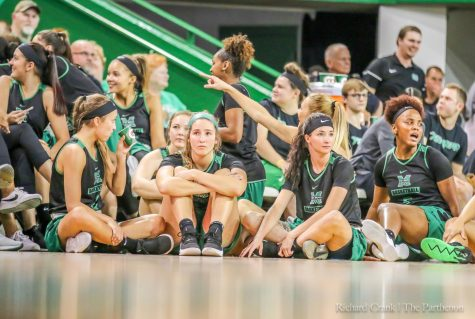 Marshall women's basketball team rolls over FIU, advances to quarterfinals