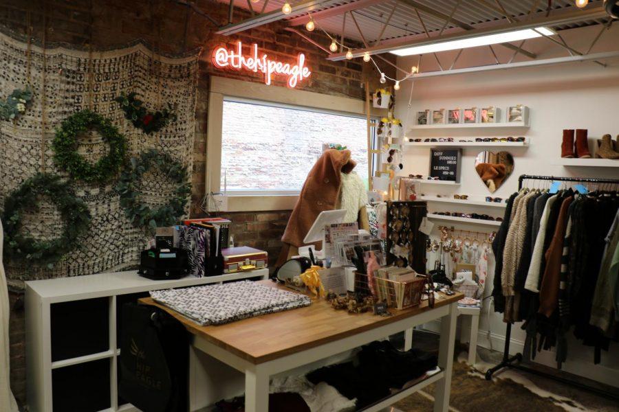Marshall graduate's passion brings unique boutique to Huntington