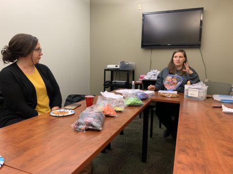 Student Government Association discusses past semester, upcoming semester plans