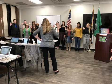 New interim senators sworn into SGA