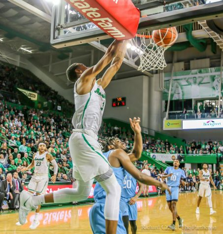 GALLERY: Herd wins 69-55
