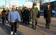 Marshall, Huntington communities celebrate Martin Luther King Jr. Day