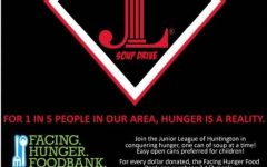 Junior League of Huntington Soup-er Hero soup drive accepting donations