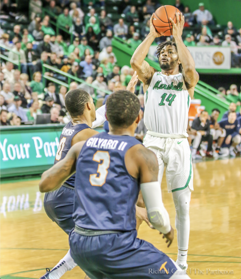 Men's basketball heads to Texas for contests at North Texas, Rice