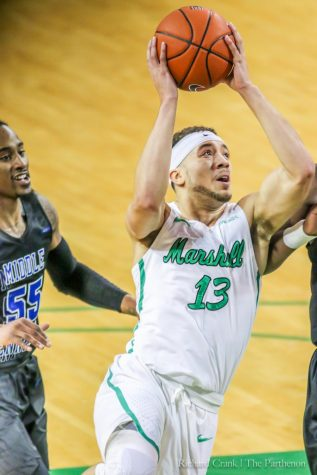 Men's basketball looks to rebound on the road after tough loss against UAB