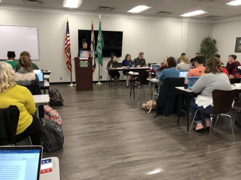 Student Government Association approves rules for upcoming election