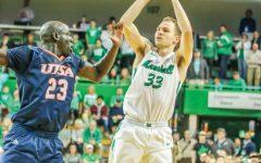 Athlete of the week: Jon Elmore, men's basketball