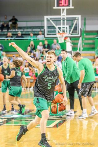 Herd hoops fights for first place, falls to WKU in rematch