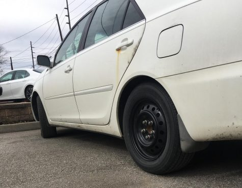 Locals reflect on tire troubles in fluctuating weather