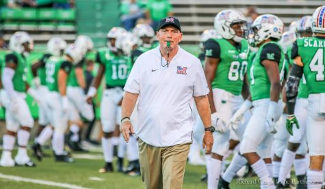 Herd football, Middle Tennessee to battle under Friday night lights