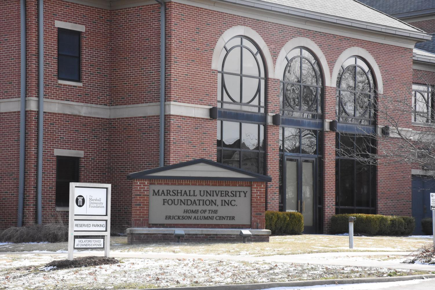The Brad D. Smith Foundation Hall is located on Marshall's campus and is responsible for reaching out to Marshall University alumni to encourage scholarship donors as well as offer thanks from students to donors. The Foundation Hall can also be rented for special events and meeting spaces.