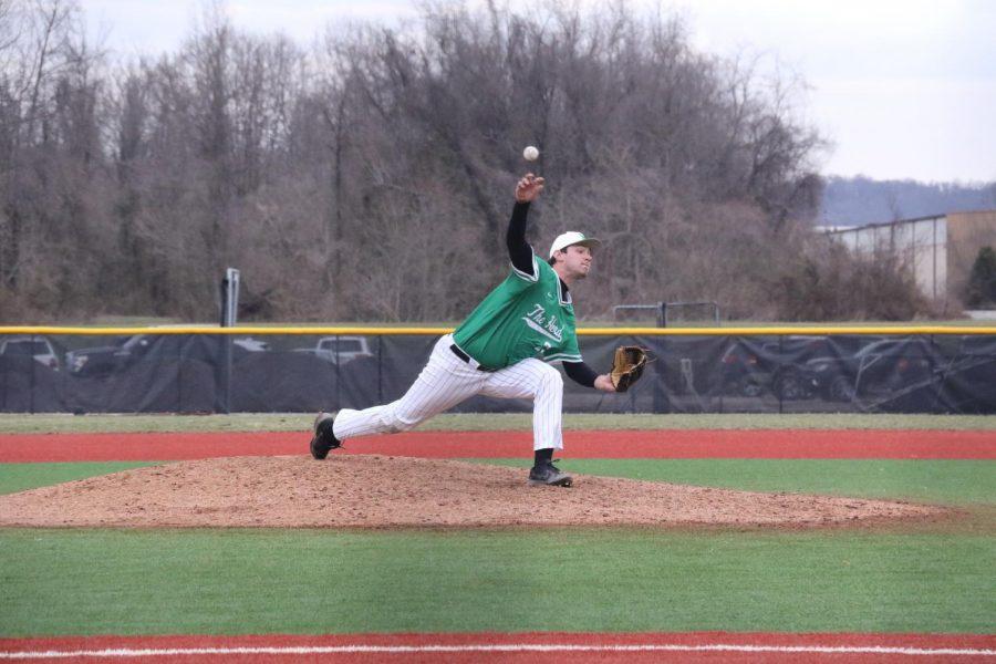 Marshall+Baseball+vs+Eastern+Michigan+