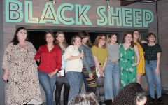 GALLERY: Stand up comedy show honors Women's History Month