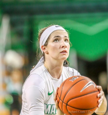 Herd women's basketball travels to ODU for final road game of season