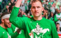 Elmore breaks Marshall scoring record, Herd edges IUPUI
