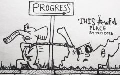 CARTOON: Progress