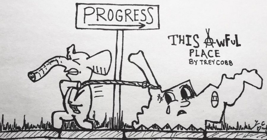 CARTOON: Progress