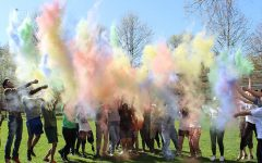 Herd Holi to celebrate spring, forgiveness with burst of color