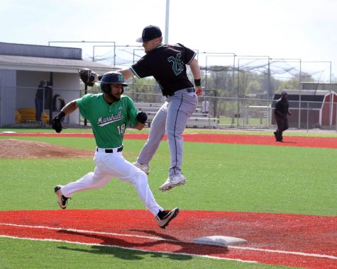 Herd baseball earn victory, close series with UTSA