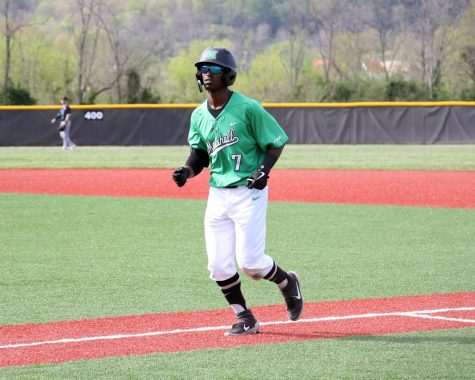 Marshall baseball heads south for three-game series against UTSA