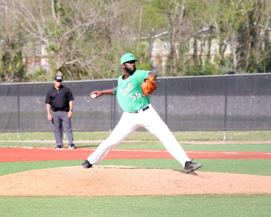 Marshall baseball's Knight awarded postgraduate scholarship