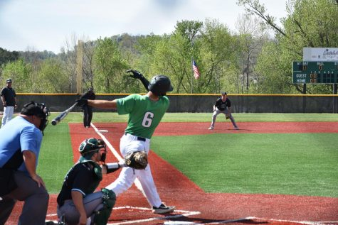 Marshall baseball takes on Brown in four-game series
