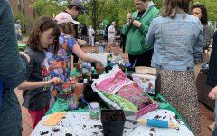 Marshall community celebrates Earth Day