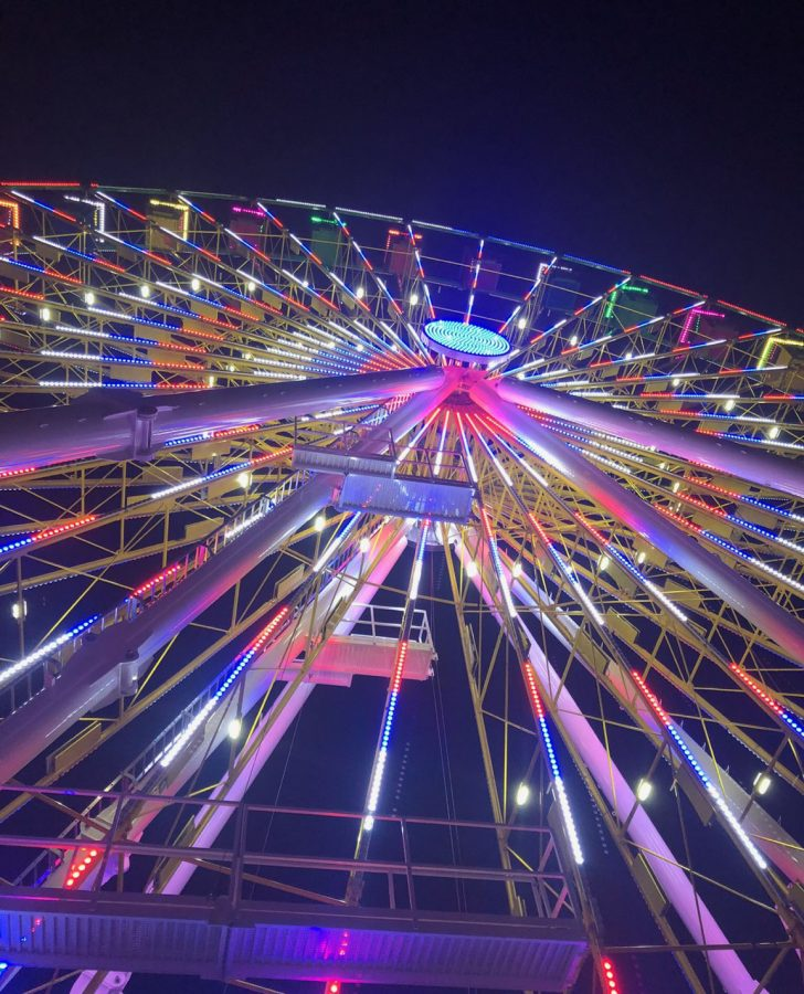 Jena's Creative Corner: 'Carnival craze'