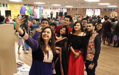 International program encourages campus involvement