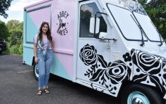 Macaron truck 'rolls' into downtown Huntington