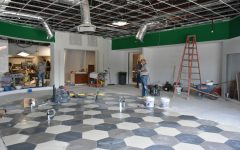 Marshall campus receiving major makeover over summer