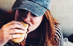 Student's blog promotes having fun with fast-food