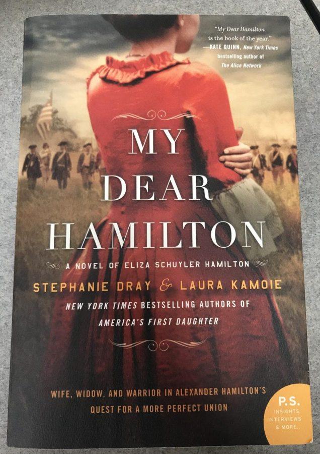 RED'S READS: 'My Dear Hamilton'