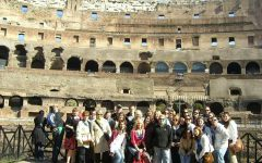 Educational tour in Europe offered as spring break option