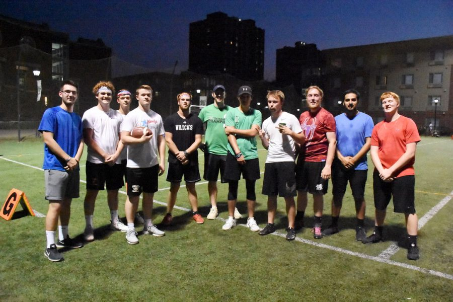 Colby Brown Flag Football Tournament