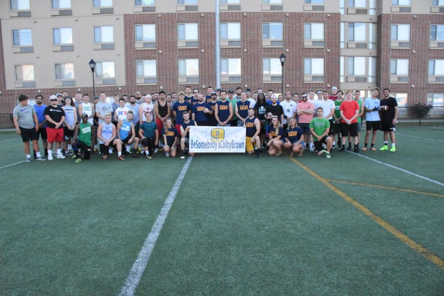 Marshall students remember friend with 7v7 football tournament