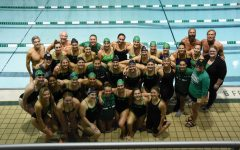Marshall swim and dive hosted first alumni meet