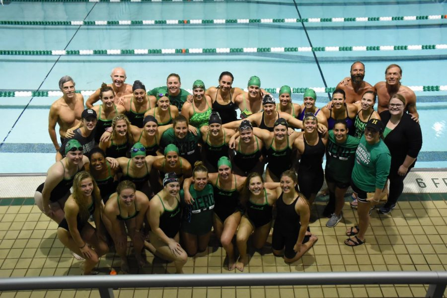 MU Swim and Dive Alumni Meet