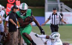 Herd brings home the bell after defeating Bobcats