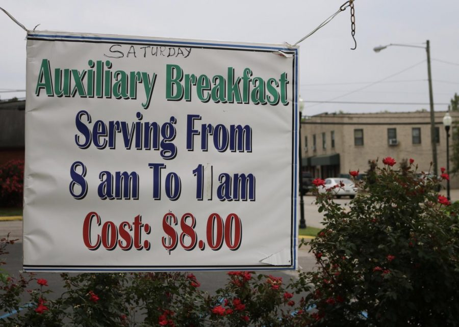 The proceeds from Veterans of Foreign Wars' monthly Saturday breakfast buffet go to supporting local veteran programs in the Huntington area.