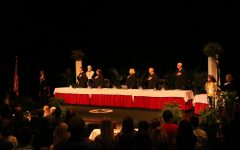 West Virginia Supreme Court justices hear three cases in front of students, community members at Marshall University
