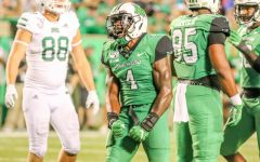 BECKETT IS BACK: VT Transfer, Tavante Beckett making a difference for the Herd