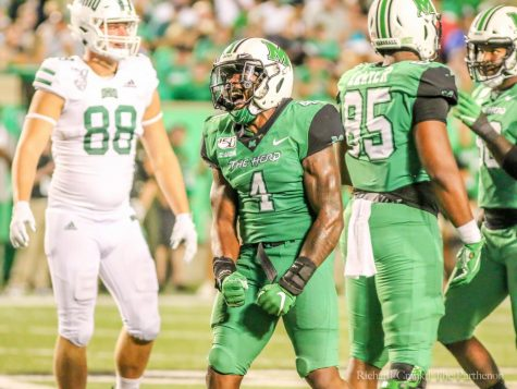 Knox, Thundering Herd defense send seniors off in OT fashion with win over FIU
