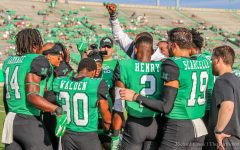 Herd faces Bobcats in the Battle for the Bell
