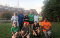 Marshall's Women's Rugby Team seeks new members