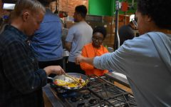 Students learn skills, receive tips during first Shop Green… Eat Clean event of the year