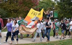 Unity Walk kicks off homecoming, celebrates family